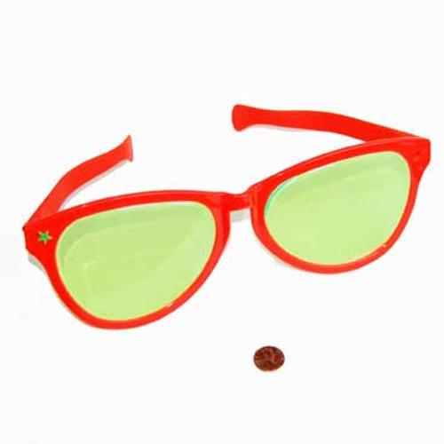 Jumbo Sunglasses (24 total sunglasses in 2 bags) 99¢ each