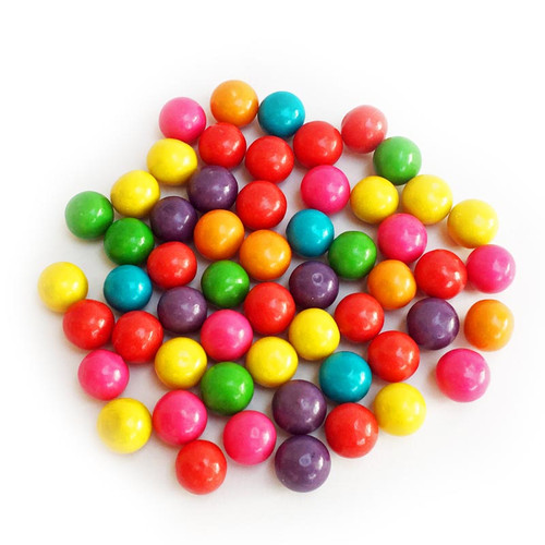 Machine Size Gumballs - Unwrapped