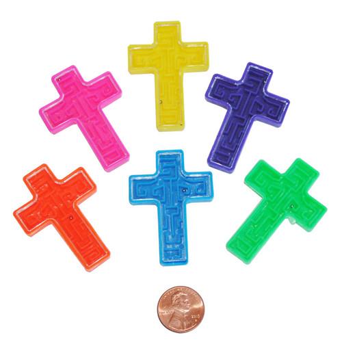 Mini Cross Maze Small Toy