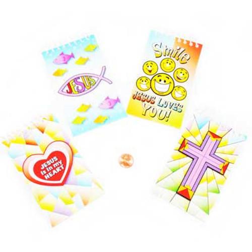 Religious Mini Notepads