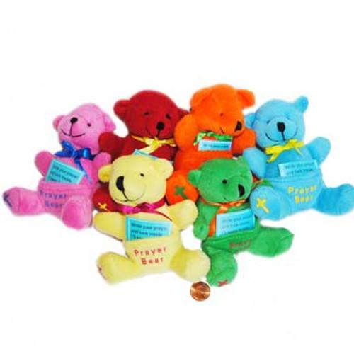 Stuffed Animal Prayer Bears