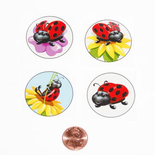 Ladybug Temporary Tattoos