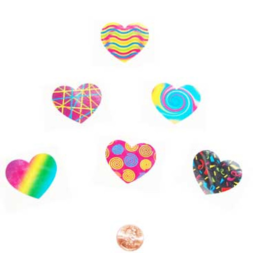 Heart Removable Tattoos