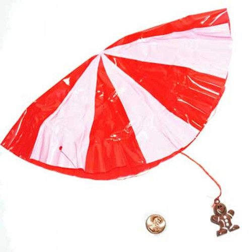 Holiday Paratrooper Toy