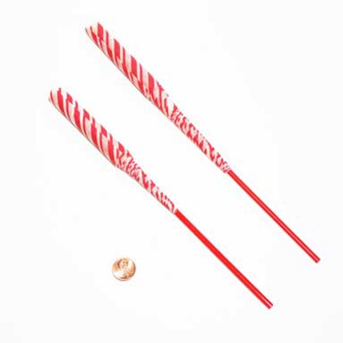 candy cane paper yo yos fun small holiday toy