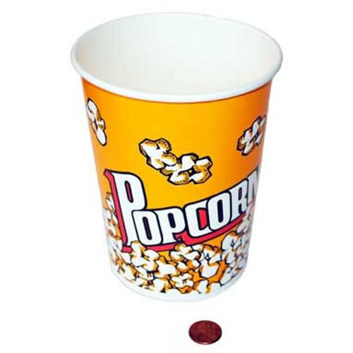 Paper Popcorn Cups