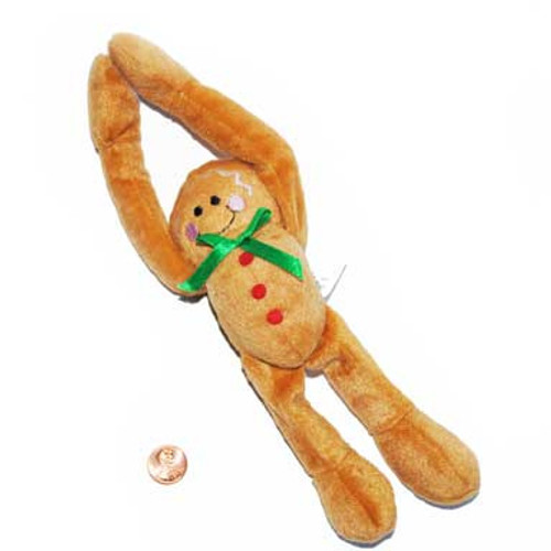 Long Armed Stuffed Holiday Characters