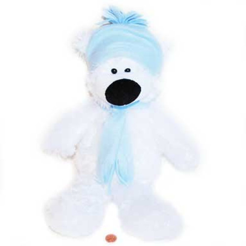 Stuffed Animal Polar Bear