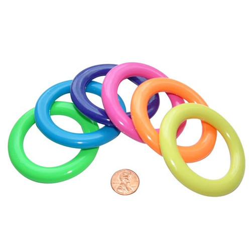 Plastic Rings for Carnival Game