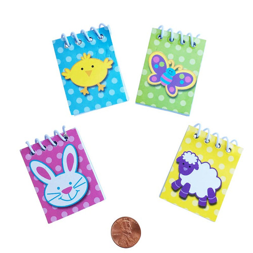 Kids Mini Easter Notepad
