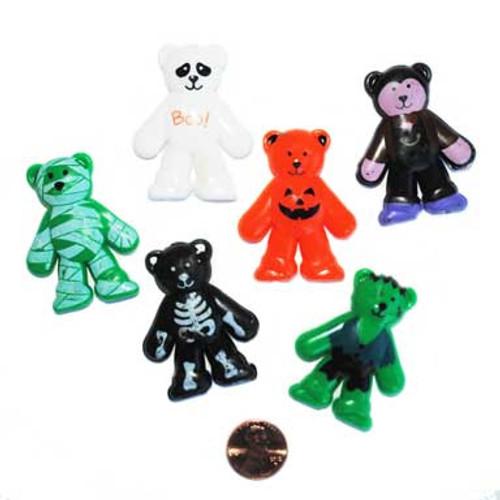 Small Halloween Toy Bears
