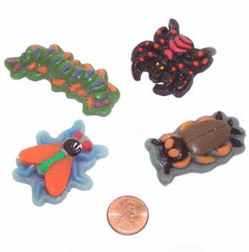 Gummy Bugs Candy