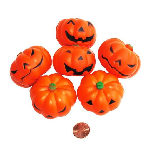 Pumpkin Relaxable Balls
