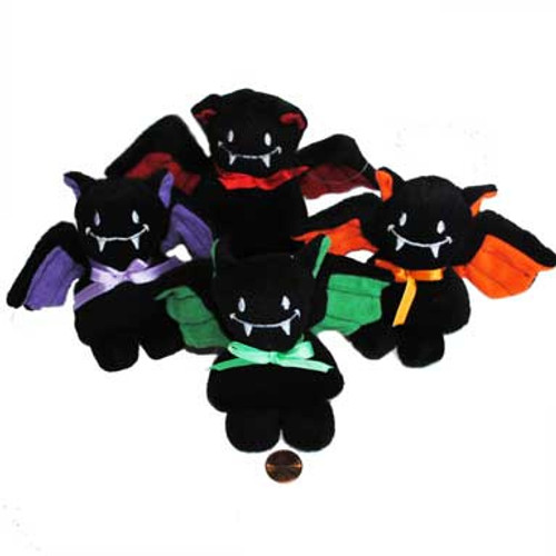 Friendly Stuffed Animal Bats