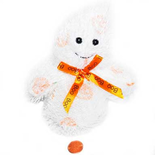 Stuffed Ghost Doll