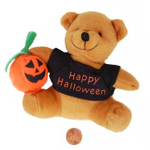 Halloween Bear Doll