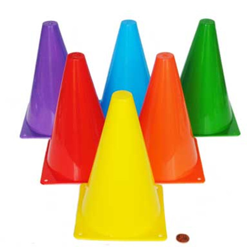 Colorful Cones