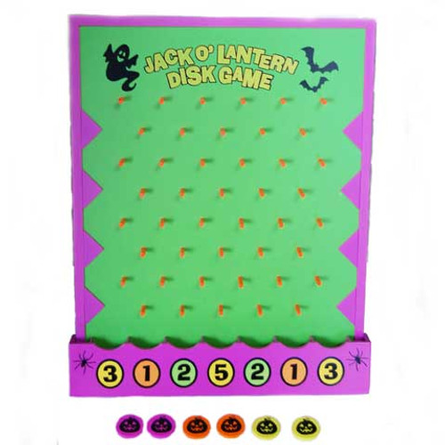 Halloween Carnival Game