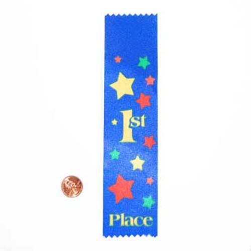 First Place Satin Award Ribbon