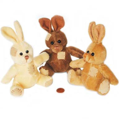 Mini Stuffed animal Bunnies