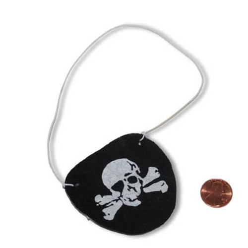 Pirate Eye Patch Felt