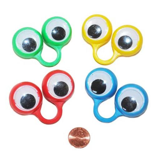 Finger Puppet Rings