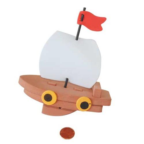 Floating Foam Boat Craft