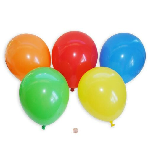 Dart Balloons - small 7 inch balloons for game