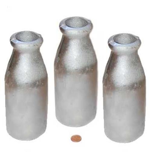 One Pound Milk Bottles