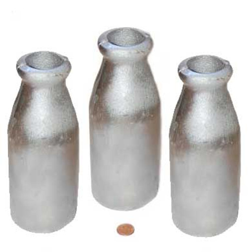 One Pound Milk Bottles