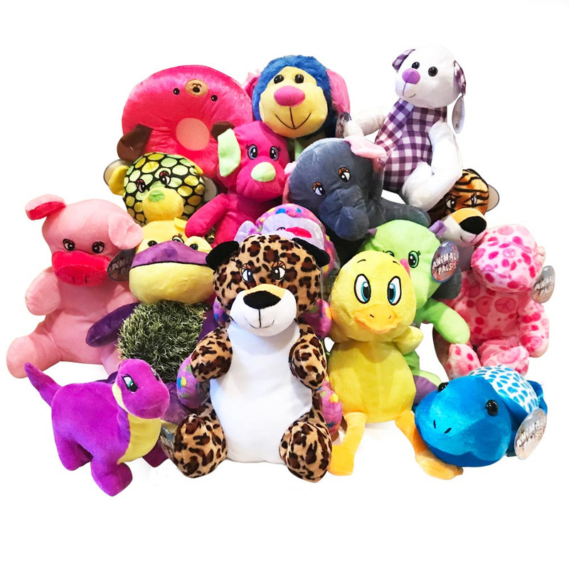 Super Soft Stuffed Animals For Babies, Carnival Prizes Bulk Stuffed Animals Inexpensive