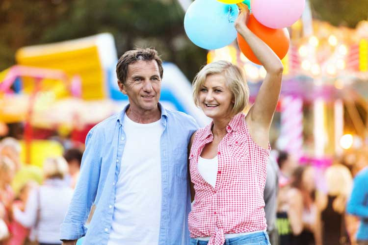 Plan a FUN Senior Citizen Carnival