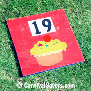 image regarding Cake Walk Numbers Printable identify Carnival Sport and Booth Designs - Cake Stroll