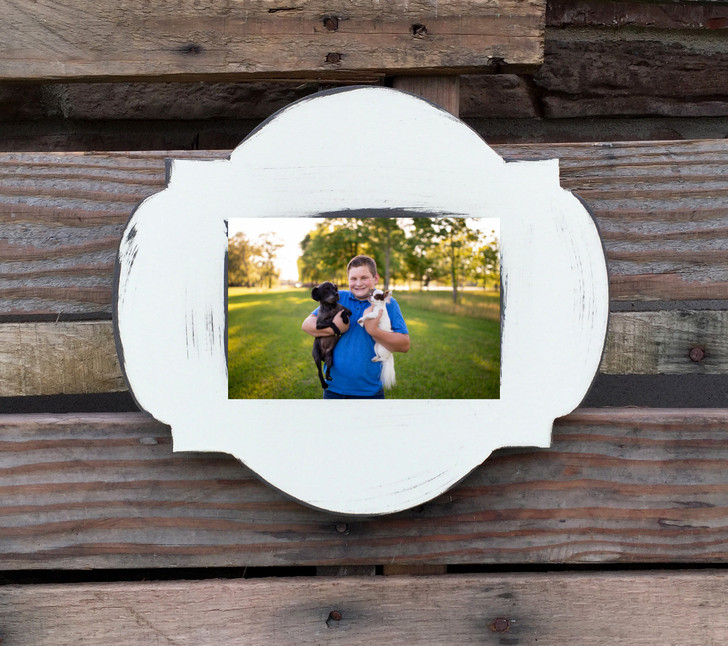 Painted James Wooden Picture Frame