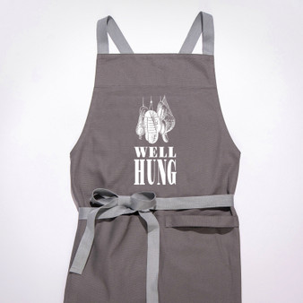 Twisted Wares - Well Hung APRON