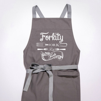 Twisted Wares - Forkity Fork Fork APRON