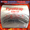 Unifrax Fyrewrap Elite 1.5 is used to fire protect chemical fume exhaust duct work.