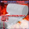 Unifrax Durablanket S Ceramic Blanket can Handle Operating Temperatures of 2150°F