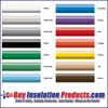 Use this PVC Color Chart  to select a color for the colored tacks