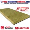 "2"" 8# Mineral Wool Insulation Board"