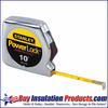 Stanley Diameter and Circumference Tape Rule