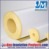 Johns Manville Micro-lok HP Fiberglass Pipe Insulation with ASJ Jacket w/SSL Lap Closure