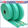 """Green Glue Noiseproofing Joist Tape comes in three standard widths, 3"""", 2-1/4"""" and 1-7/16"""" wide."""
