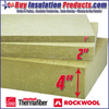 "1"" Thick 8# Mineral Wool Acoustical Board"