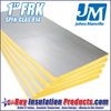 "Johns Manville 814 FRK Fiberglass Acoustic Board 1"" (FRK FACED)"