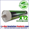 Green  Glue Noiseproofing Compound comes in cases of 12 Tubes  covering 192 square feet of drywall or subfloor