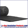 "Owens Corning Black Acoustic Blanket is made from 1"" thick black fiberglass blanket with a durable black facing which creates a neat, finished appearance"