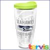 Jumbo Tervis  24 oz NFL Brand Travel Mug Seattle Seahawks