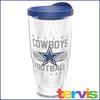 Jumbo Tervis  24 oz NFL Brand Travel Mug Dallas Cowboys