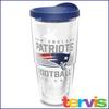 Jumbo Tervis  24 oz NFL Brand Travel Mug New England Patriots